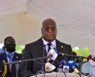 Décès d'Idriss Deby : Félix Tshisekedi promet aux tchadiens  l'accompagnement de l'UA pendant la période de transition | Actualite.cd